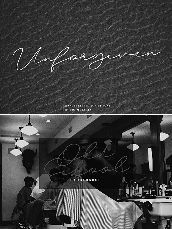 Unforgiven By TJ Creative