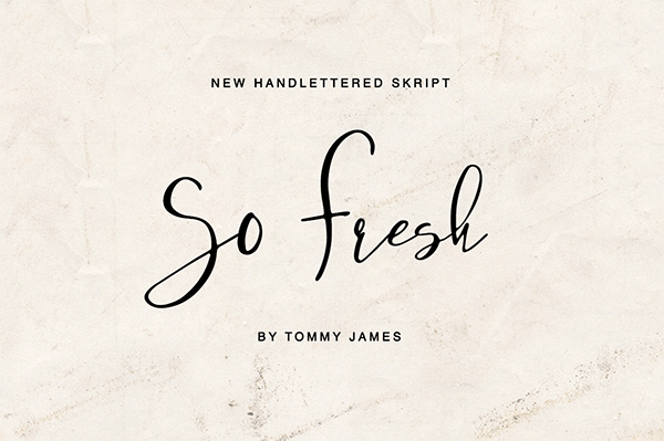So Fresh By TJ Creative