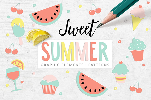 Sweet Summer set By Tabita's shop