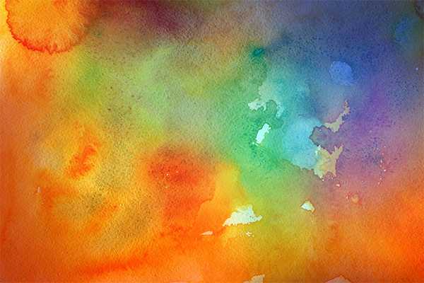 Watercolor Backgrounds By ArtistMef