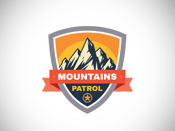 Mountains Patrol Badge