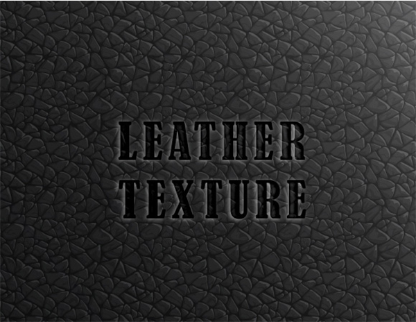 Create Your Own Realistic Leather Texture