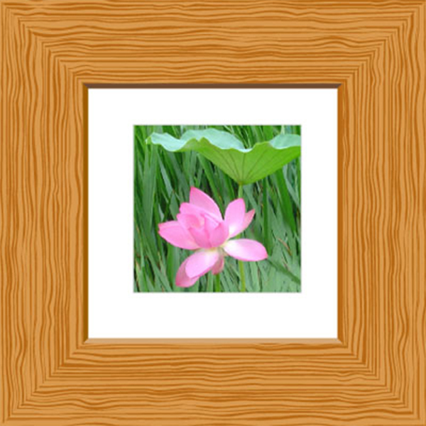 How to Create Wooden Frame