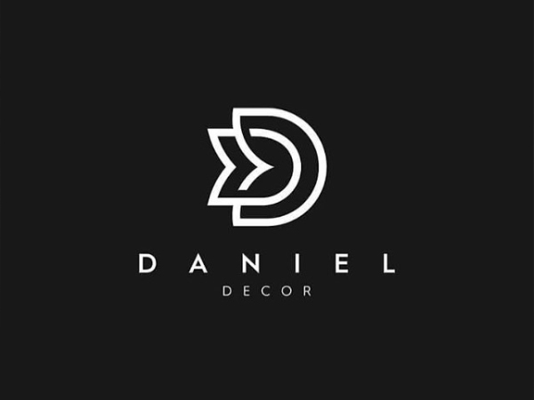 Double D Logo Design