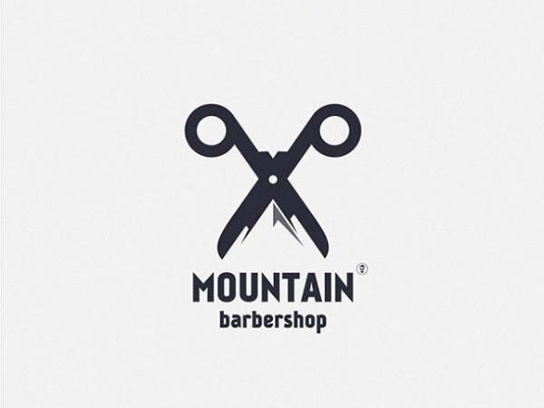 Baber Shop Logo Design