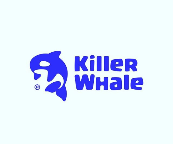 Killer Whale Logo Design