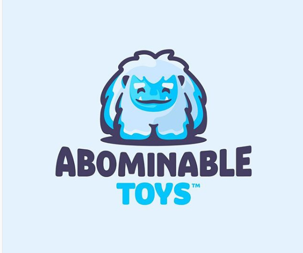 Abominable Toys Logo Design