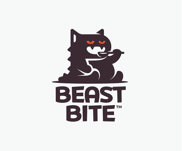 Beast Bite Logo Design