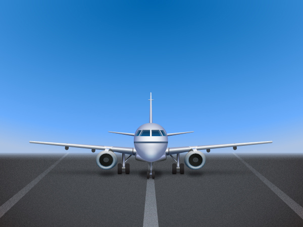 Learn how to create an Airplane in Adobe Illustrator