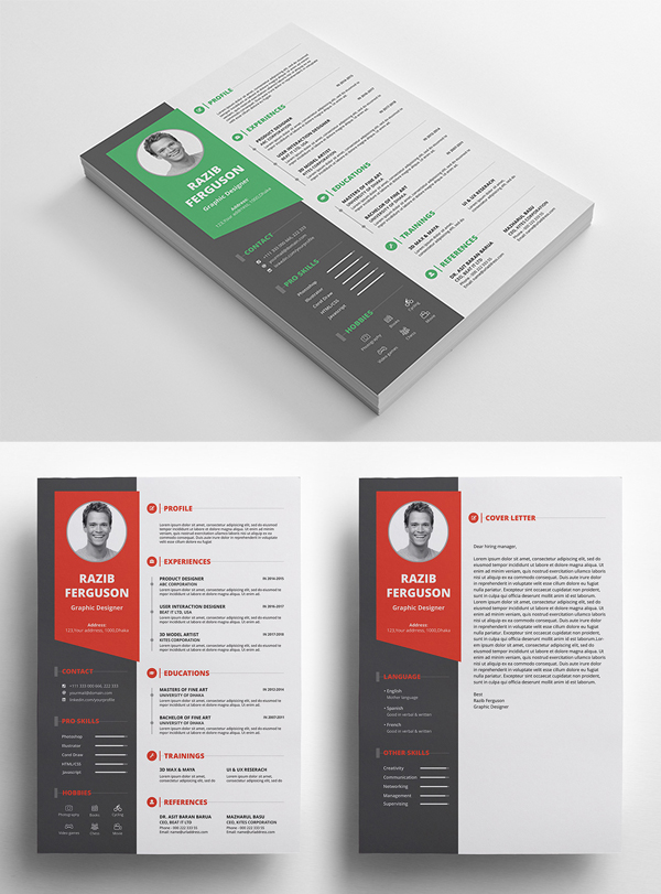 Free Resume & Cover Letter