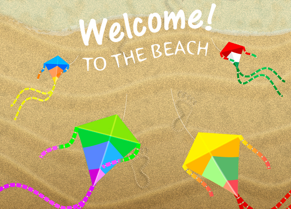 Create a Summer Beach Background in Adobe Illustrator