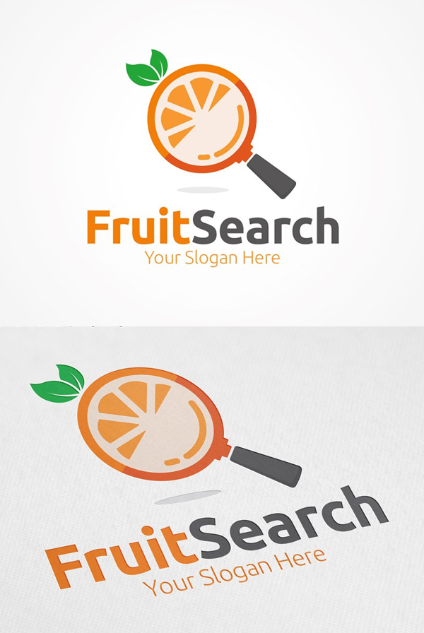 Fruit Search Logo