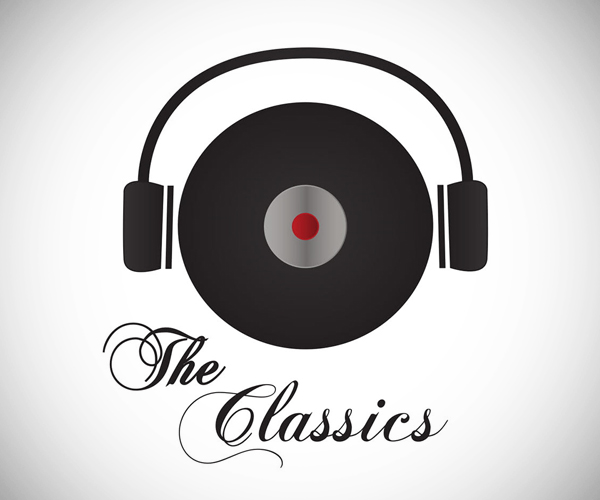 The Classics Music Logo Design