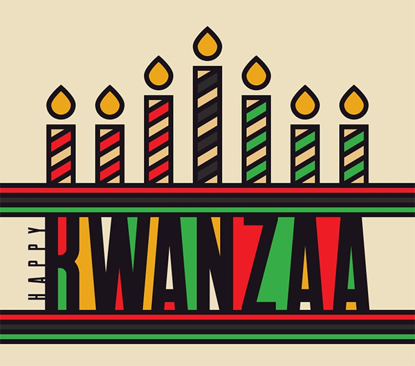 How to Create a Kwanzaa Candle Text Effect in Adobe Illustrator