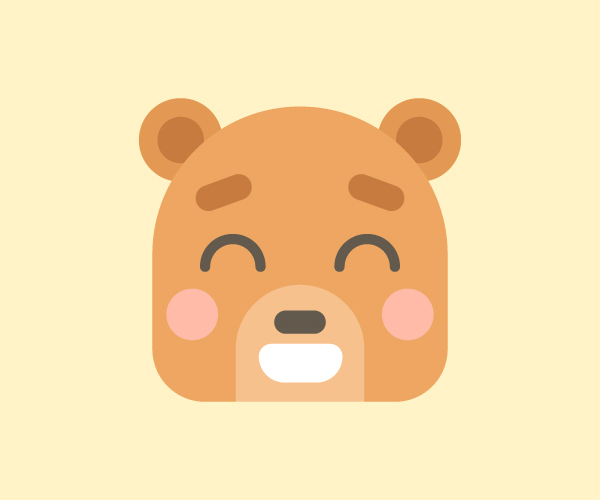 How to Make a Cute Bear Icon in Adobe Illustrator