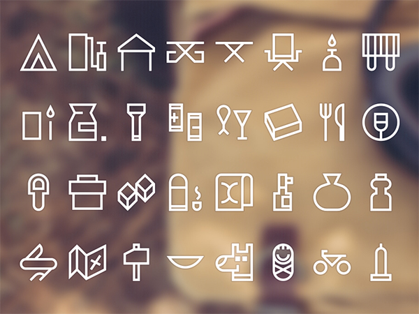 Free Outdoor Icon Pack