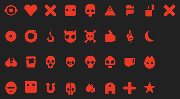 Love, Death & Robots Free icons