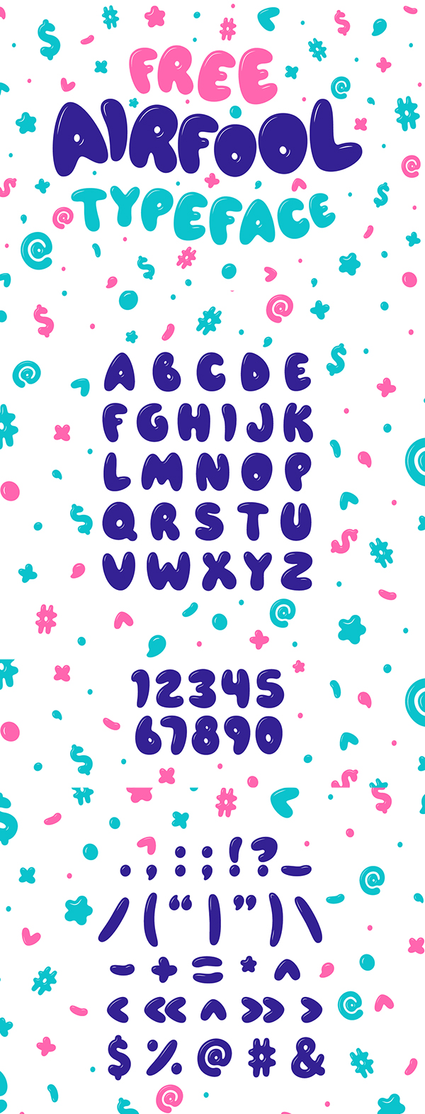 Airfool Free Font