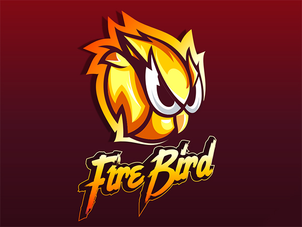 Fire Bird Logo Design