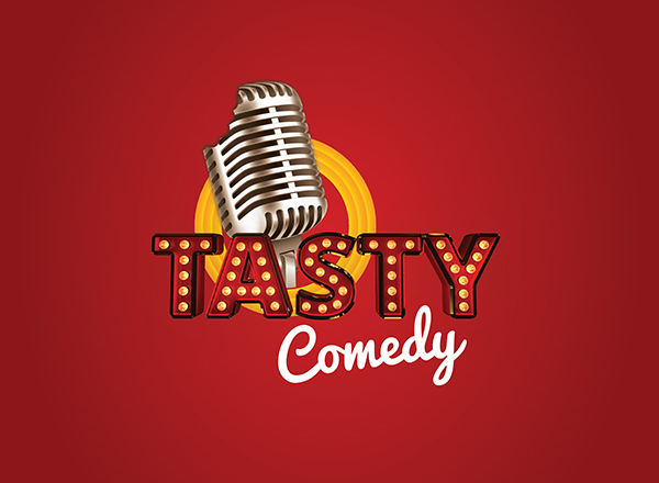 Logo for Tasty Comedy
