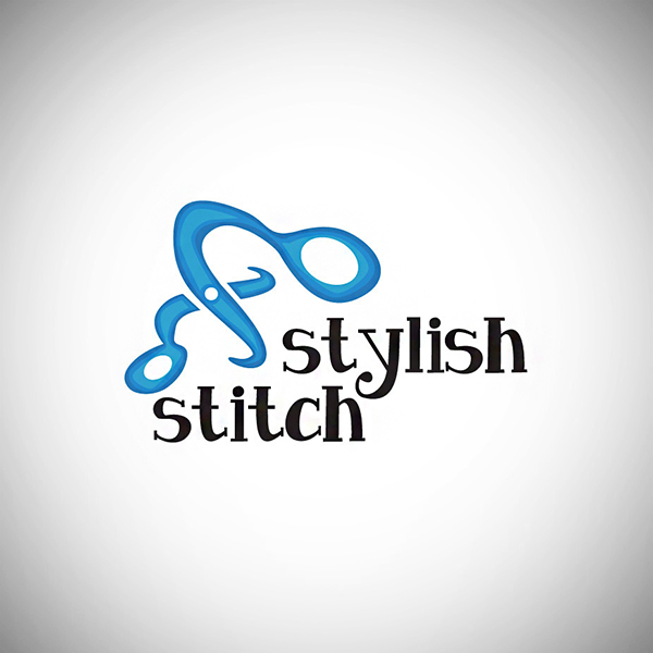 Stylish Stitch Logo Design