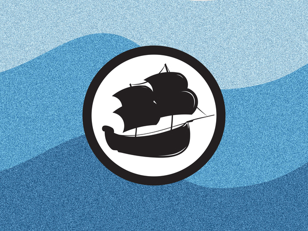 Simple Boat Logo Design