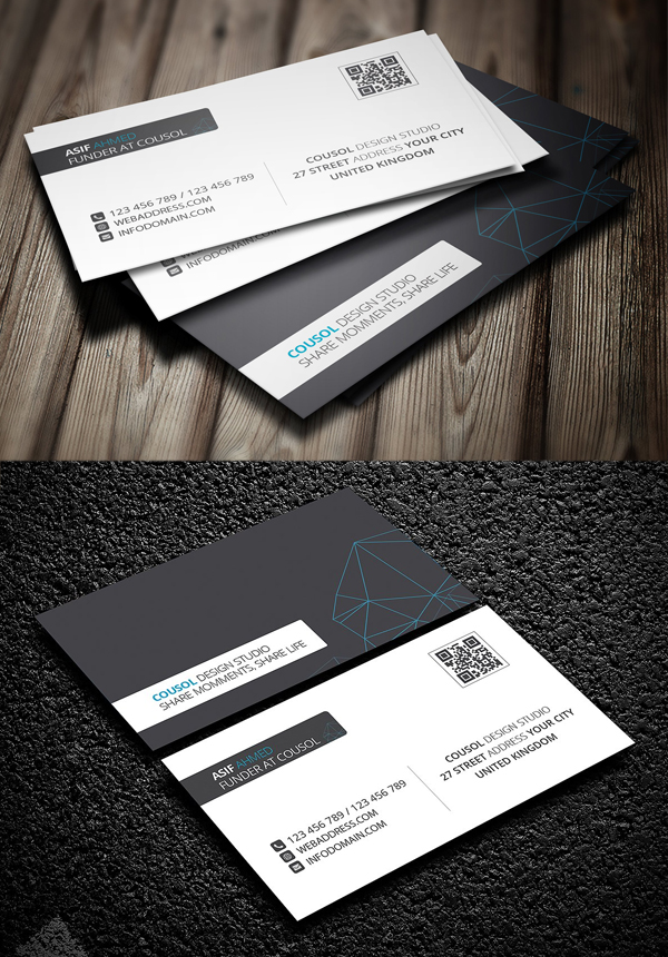 Best Business Card Template