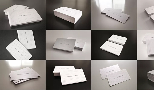 Business Cards Mock-ups Bundle