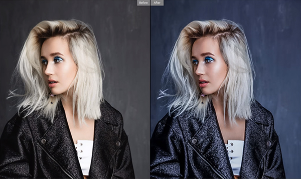 How to Create Stunning Portrait with Basic Adjustments