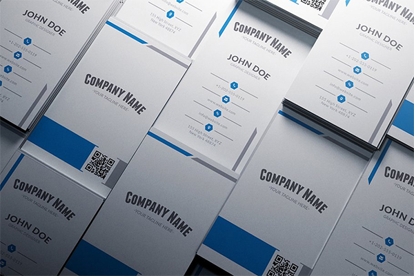 Corporate and Simple Business Card