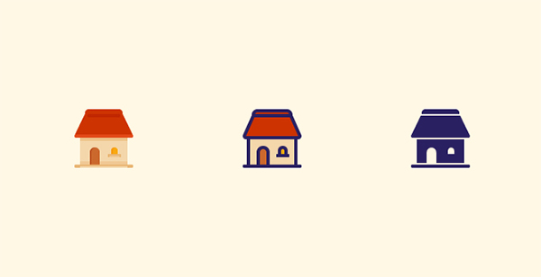 How to Make a House Icon in Adobe Illustrator