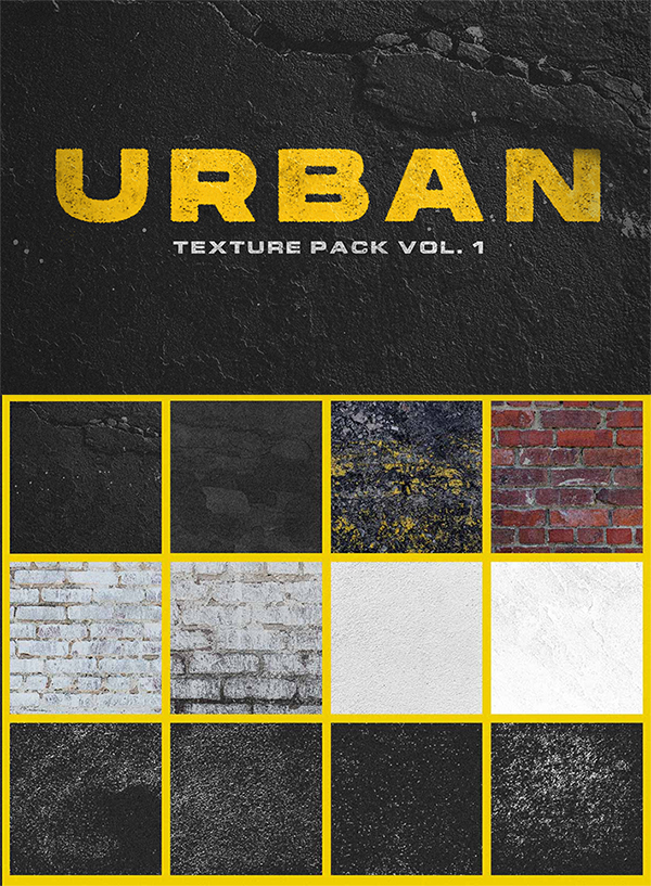 Free Download 14 Elegant Urban Texture For Designers