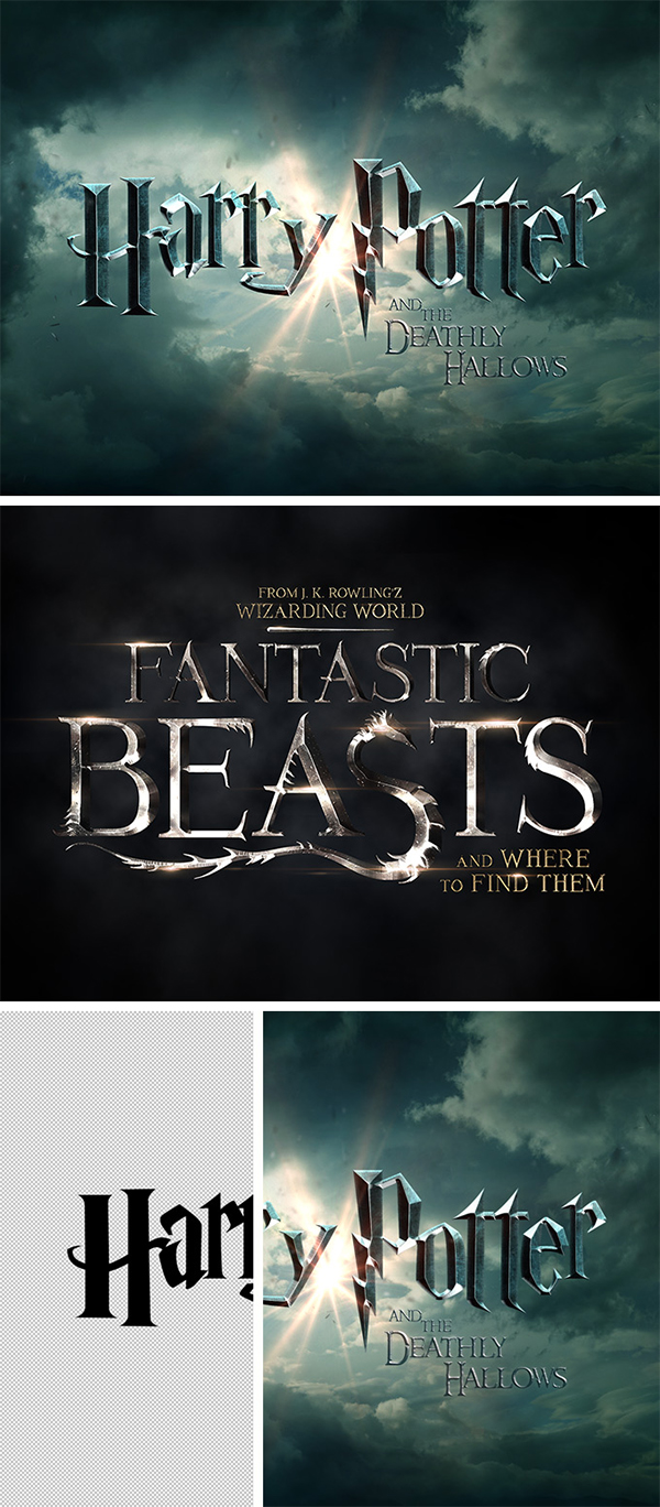Magic Movie Text Effects