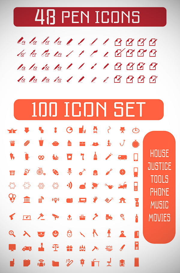 Free EPS Icon Sets