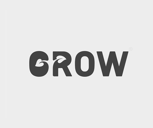 Grow Logo Design