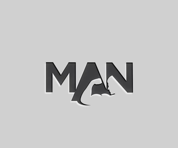 Man Logo Design