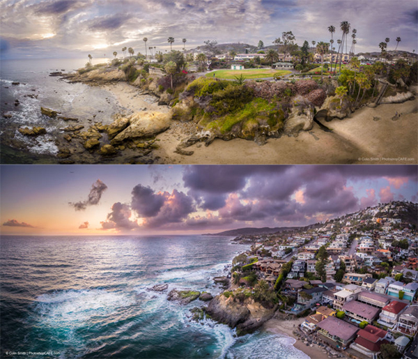 How to Make a Panoramic Photograph