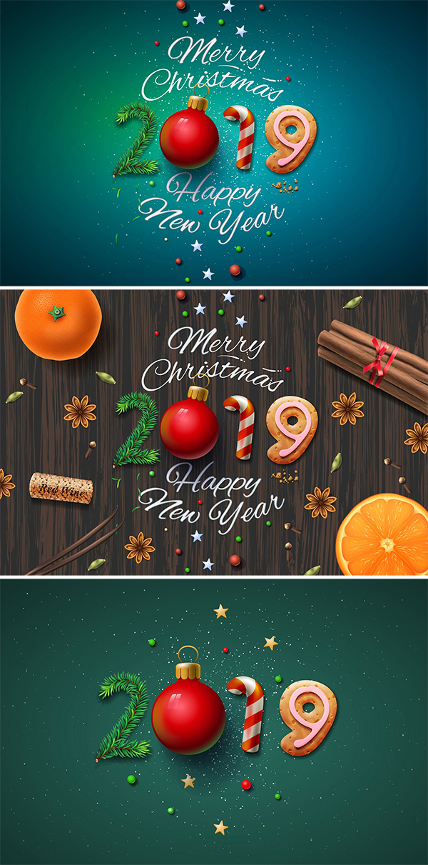 Christmas & Happy New Year 2019