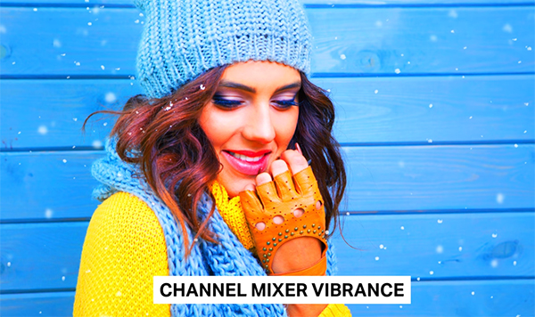 Vibrancy Masking – How to Get Ultra Vibrant Photos in Photoshop