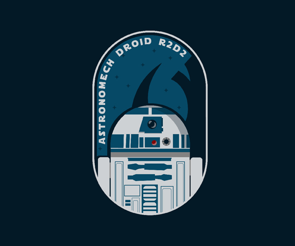 Star Wars Badge Logo