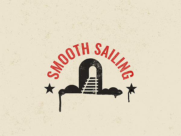 Smooth Sailing Logo Design