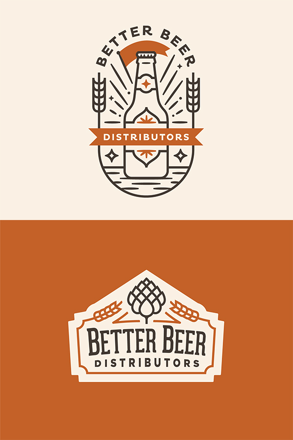 Better Beer Badges Logo