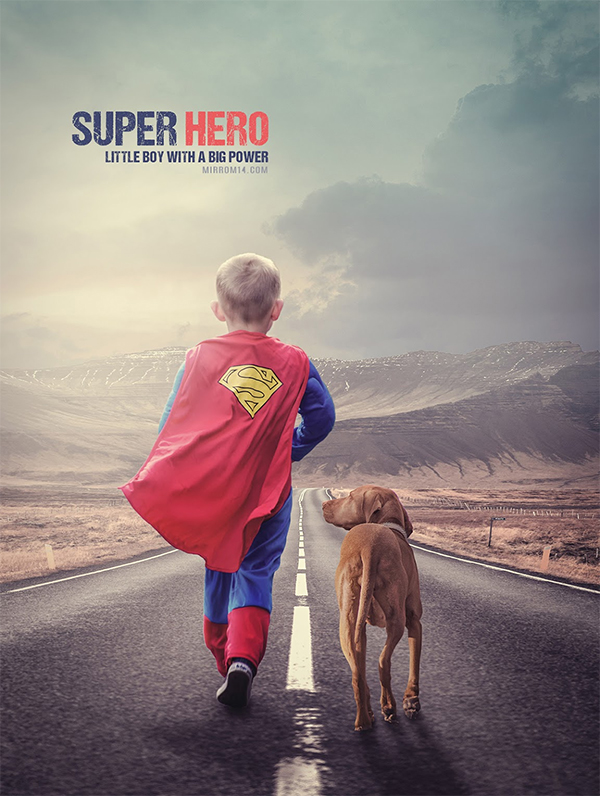 How to Make Superhero photo Manipulations With Photoshop