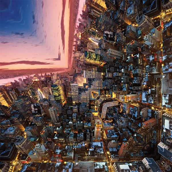 How to Create Mesmerizing Inception Cities in Photoshop