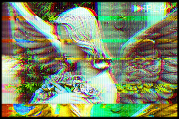 How to Create VHS Glitch Art in Adobe Photoshop