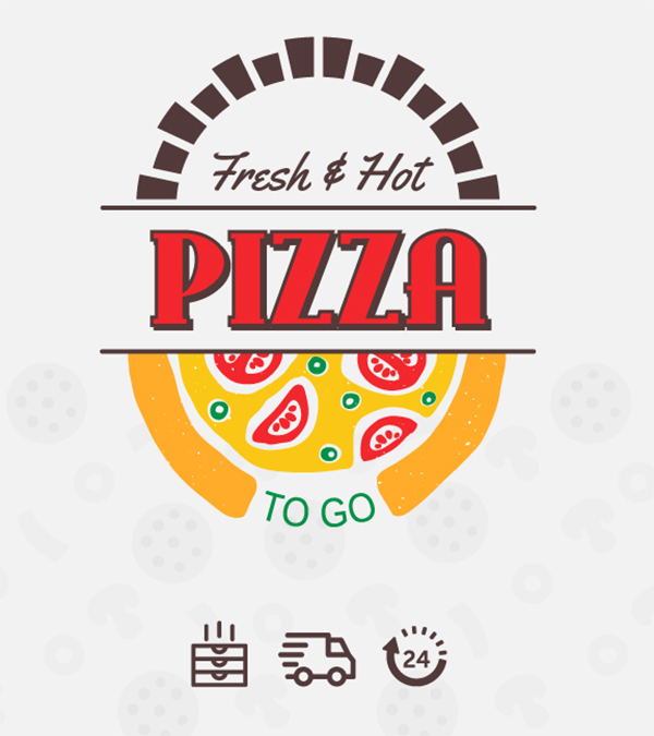 How to Create a Pizza Logo & Pizza Box Design