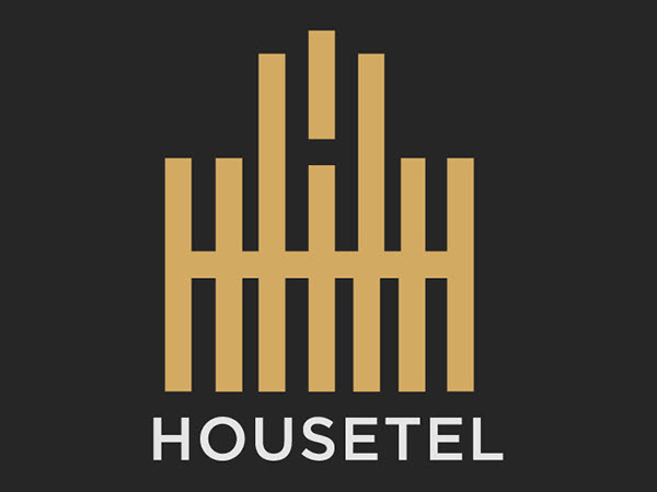 Hostel Logo Design
