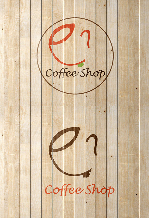 Coffee Shop Logo Design