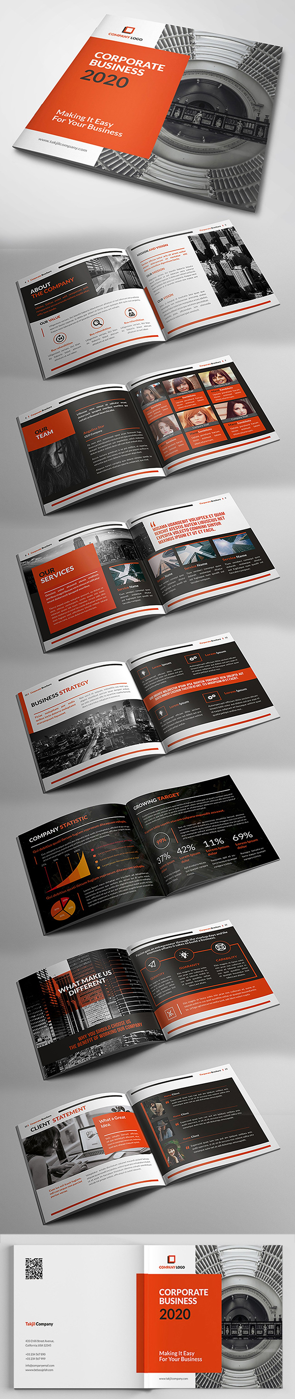 Pakumantan – A Corporate Brochure