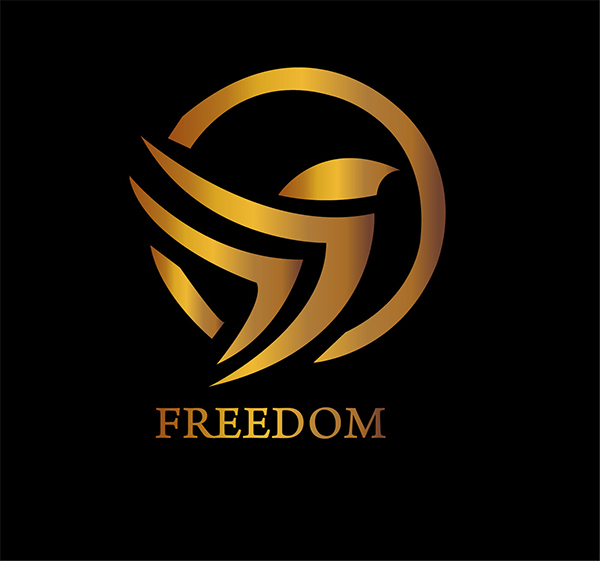 Freedom Logo Design